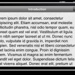iPhone prototype opening window