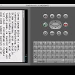 Android prototype opening window