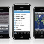 IntraHealth iPhone app
