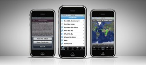 IntraHealth iPhone app