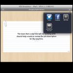 iPad final beta share popover