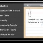 iPhone final beta menu